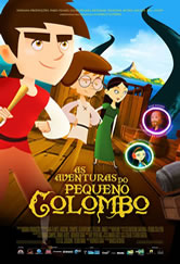 Poster do filme As Aventuras do Pequeno Colombo