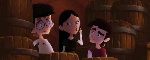 Imagem 4 do filme As Aventuras do Pequeno Colombo