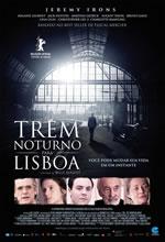 Poster do filme Trem Noturno para Lisboa