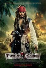Poster do filme Piratas do Caribe 4: Navegando em Águas Misteriosas