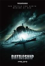 poster Battleship - Batalha dos Mares
