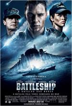 Poster do filme Battleship - Batalha dos Mares