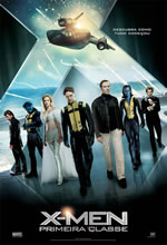 Poster do filme X-Men: Primeira Classe