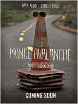 Poster do filme Prince Avalanche