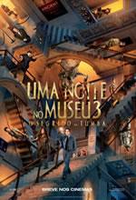 Poster do filme Uma Noite no Museu 3: O Segredo da Tumba