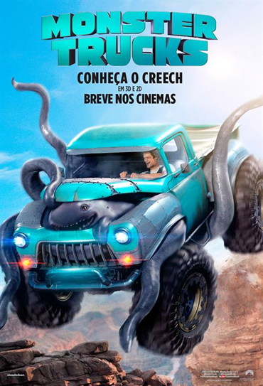 Poster do filme Monster Trucks