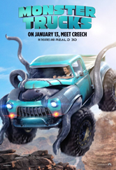 Assistir Online Monster Trucks Dublado Filme (2017 Monster Trucks) Celular
