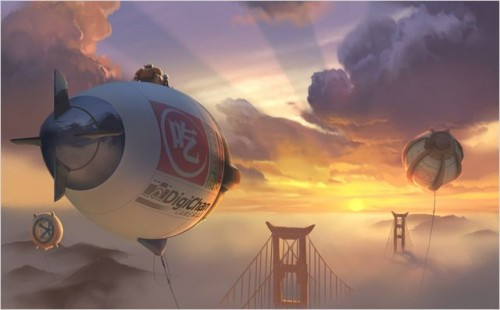 Imagem 2 do filme Operação Big Hero