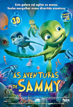 Poster do filme As Aventuras de Sammy