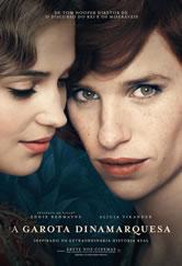 Poster do filme A Garota Dinamarquesa