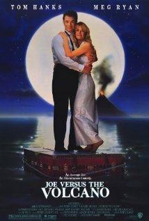 Poster do filme Joe Contra o Vulcão
