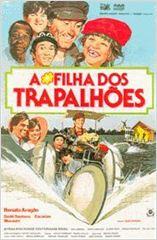 Poster do filme A Filha dos Trapalhões