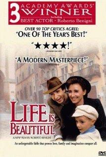 Poster do filme A Vida é Bela