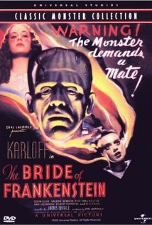 Poster do filme A Noiva de Frankenstein