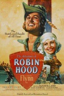 Poster do filme As Aventuras de Robin Hood