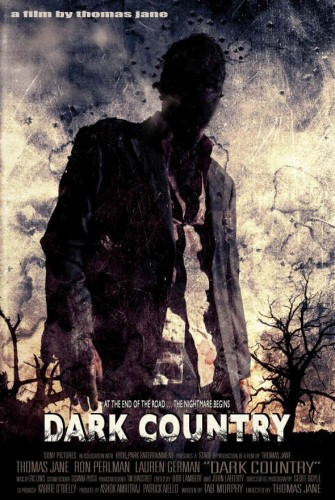 Poster do filme Dark Country