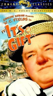 Poster do filme It's a Gift