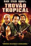 Poster do filme Trovão Tropical