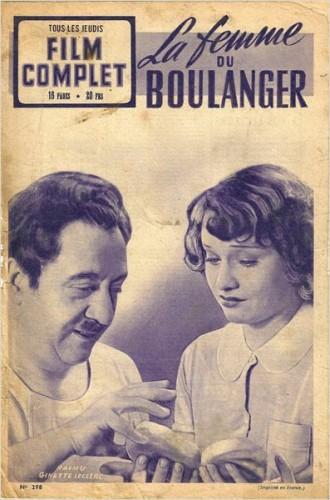 Imagem 2 do filme A Mulher do Padeiro