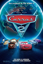 Poster do filme Carros 2