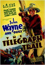 Poster do filme A Trilha do Telégrafo