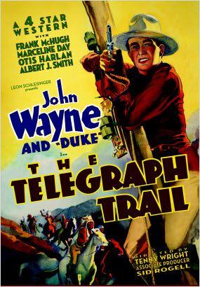 Imagem 1 do filme A Trilha do Telégrafo