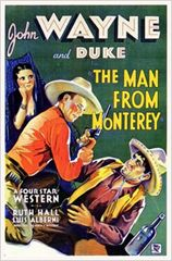Poster do filme The Man from Monterey