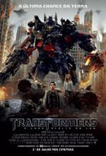Poster do filme Transformers 3: O Lado Oculto da Lua
