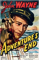 Poster do filme Adventure's End