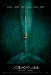 Poster do filme No Coração do Mar
