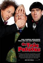 Poster do filme Os Três Patetas