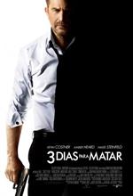 Poster do filme 3 Dias para Matar