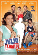 Poster do filme Julio Sumiu