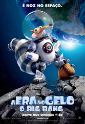 Poster do filme A Era do Gelo 5: O Big Bang
