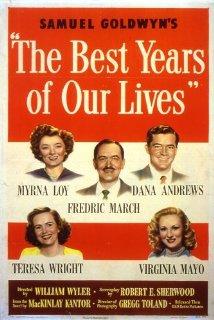 Poster do filme Os Melhores Anos de Nossas Vidas