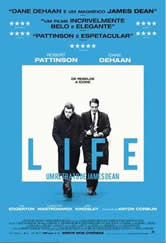 Poster do filme Life - Um Retrato de James Dean