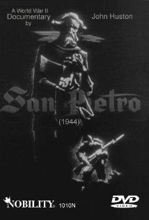 Poster do filme A Batalha de San Pietro