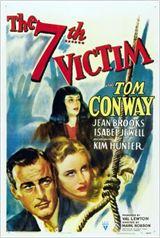 Poster do filme A Sétima Vítima