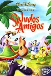 Poster do filme Alô, Amigos