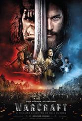 Poster do filme Warcraft - O Primeiro Encontro de Dois Mundos