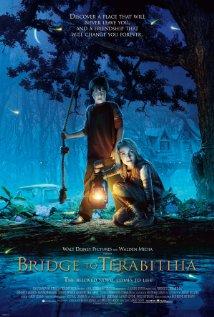 Poster do filme Ponte para Terabítia