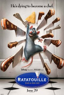 Poster do filme Ratatouille