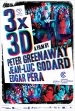 Poster do filme 3x3D