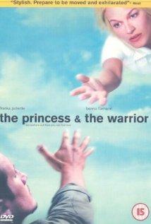 Poster do filme A Princesa e o Guerreiro
