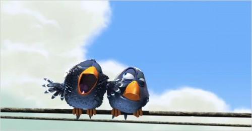 Imagem 5 do filme Para os Pássaros