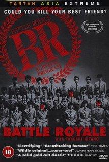 Poster do filme Batalha Real