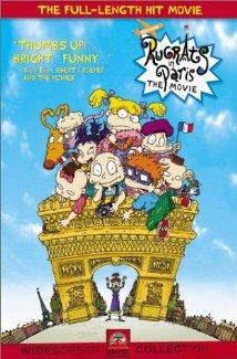 Poster do filme Os Anjinhos em Paris