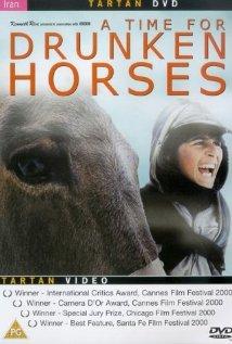 Poster do filme Tempo de Embebedar Cavalos