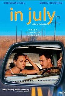 Poster do filme Em Julho