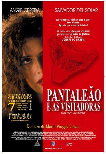 Pantaleão e as Visitadoras - Filme - Cinema10.com.br